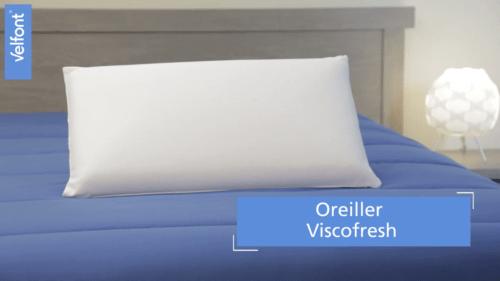 Oreiller Viscofresh